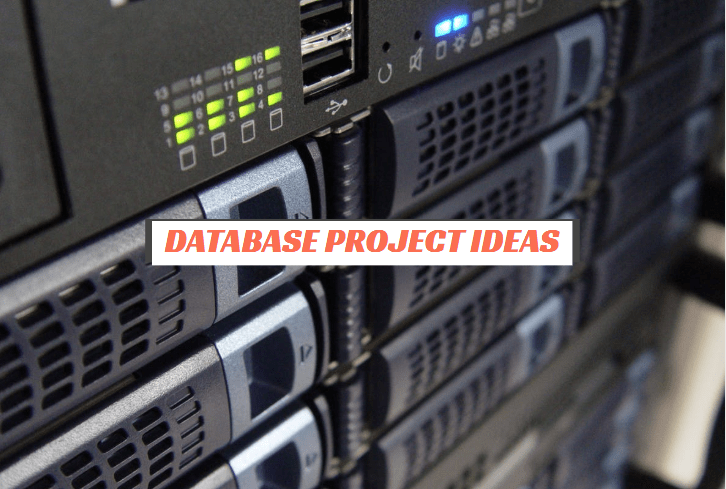 Database Project Ideas