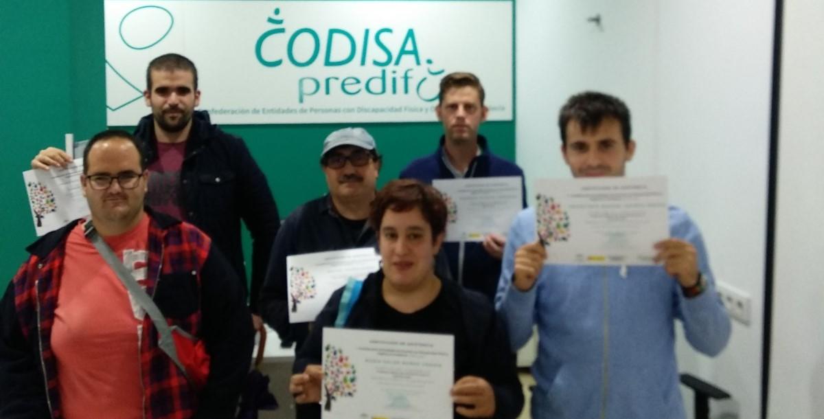Finaliza el programa de Voluntariado Social de CODISA
