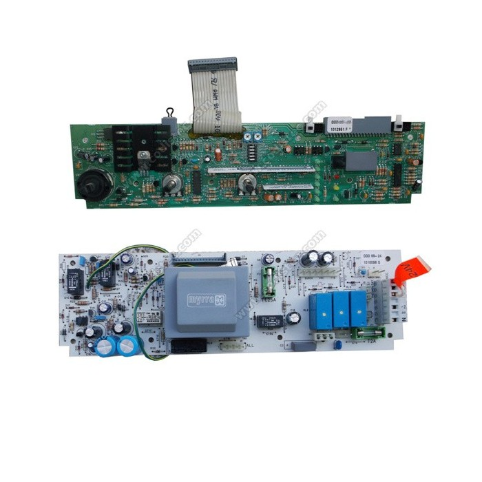 Electronic Circuit Board Caffoteaux 1010097h Codistec