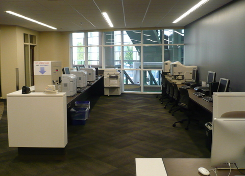 Computer Labs  College of DuPage Library