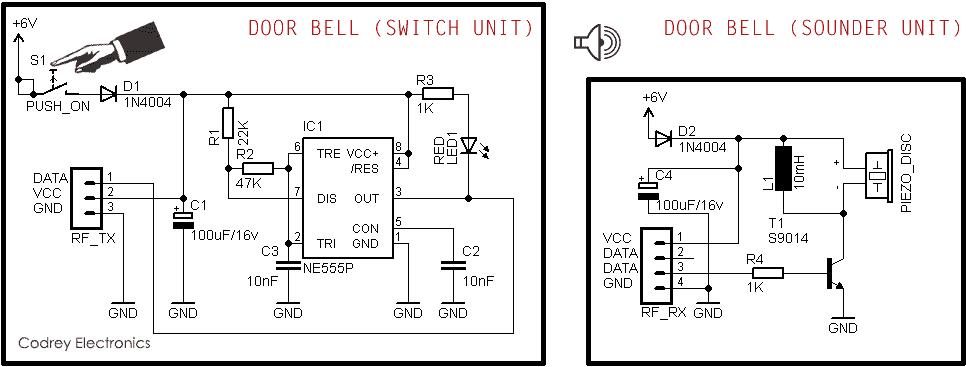 simple wireless circuit