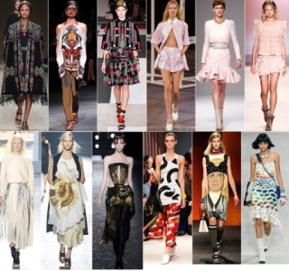 tendinte moda femei 2014 primavara vara