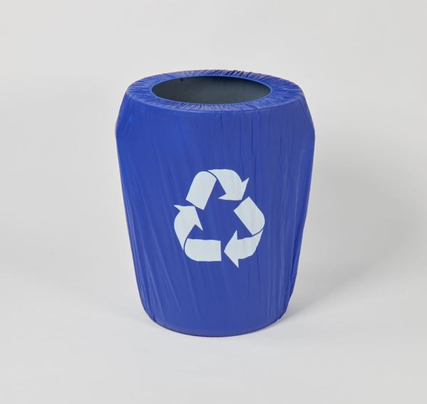 Plastic Trash Can Covers