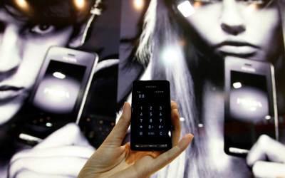 Este fue el primer 'smartphone' con pantalla táctil