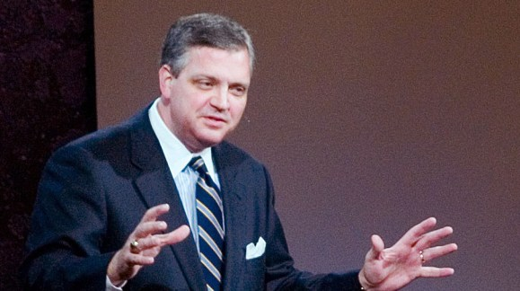 Albert Mohler speaking