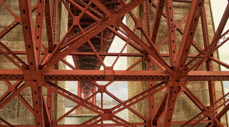 Golden Gate Bridge Architecture