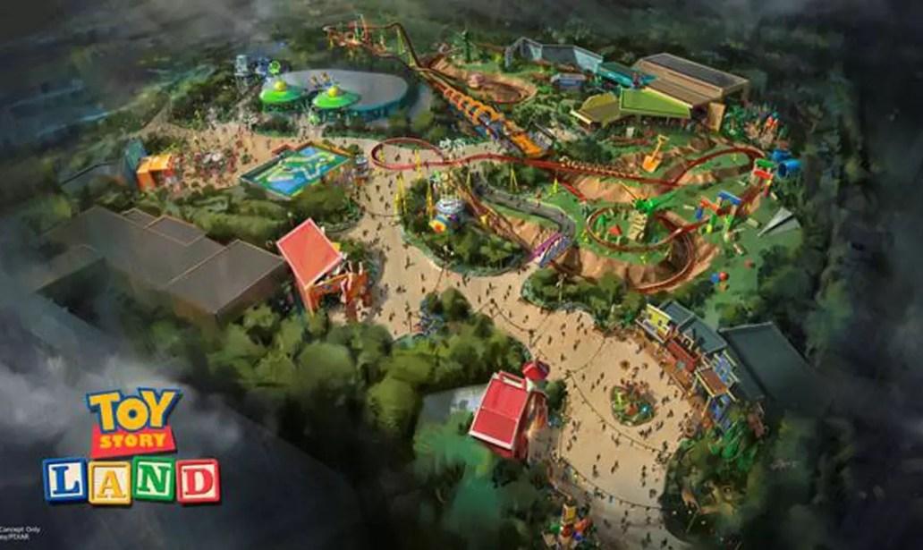Toy Story Land Announced for Walt Disney World