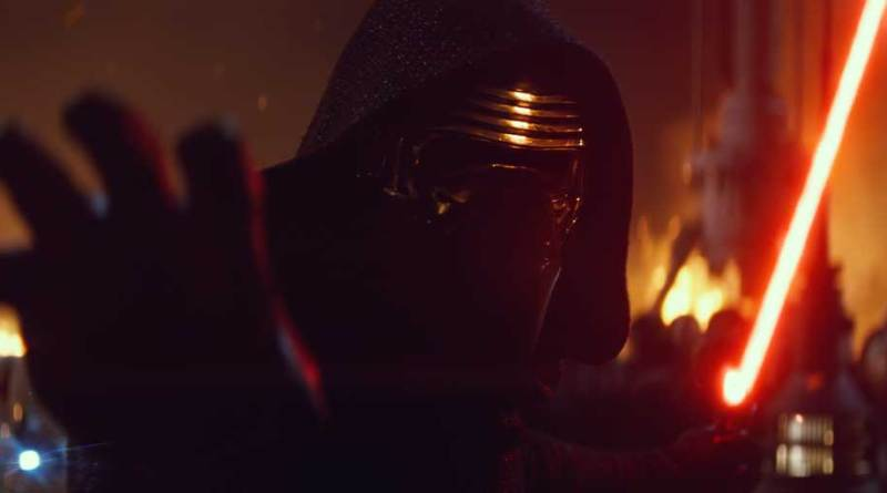 Kylo Ren Coming to Disney