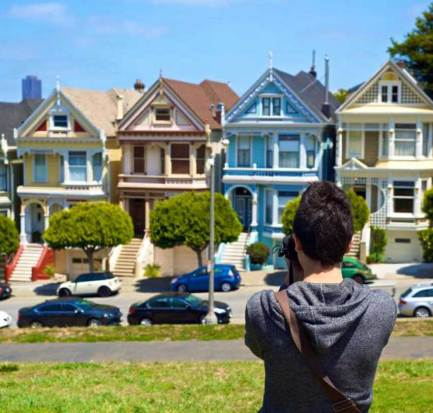 Full House in San Francisco