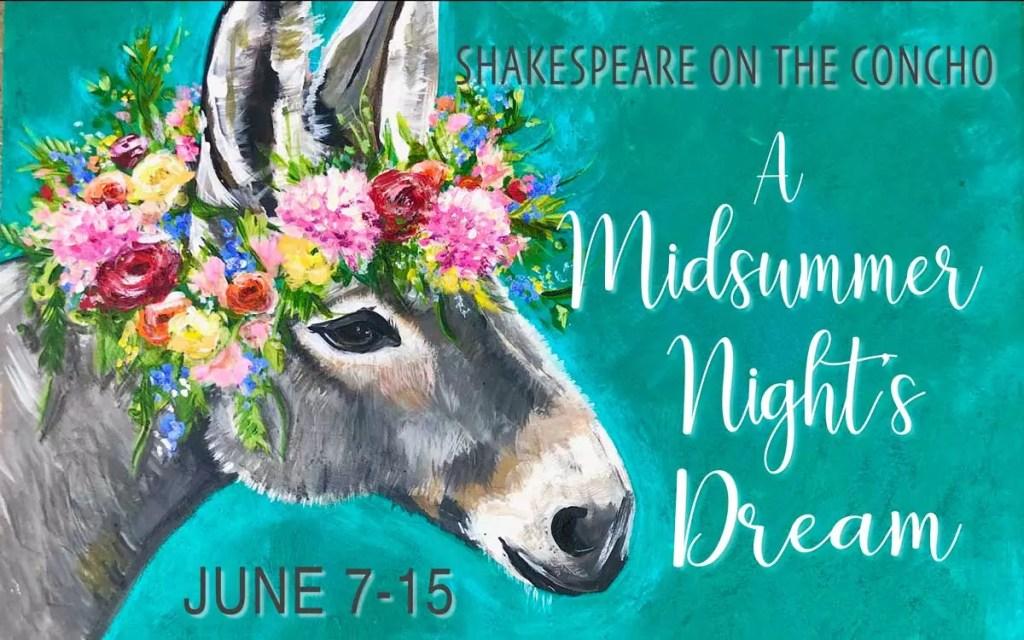 Be Theatre Presents A Midsummer Nights Dream