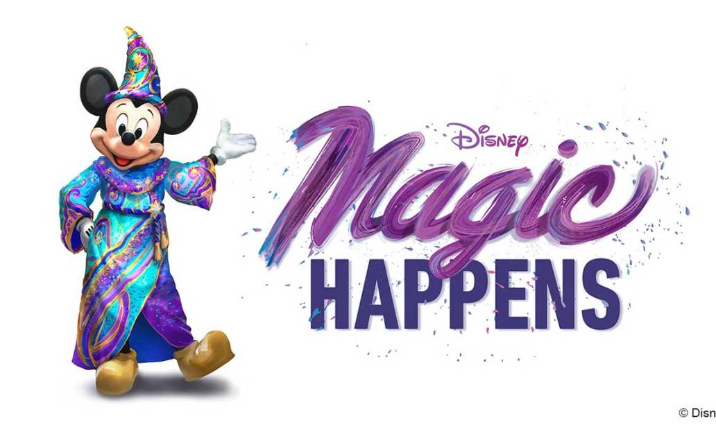Magic Happens Parade at Disneyland