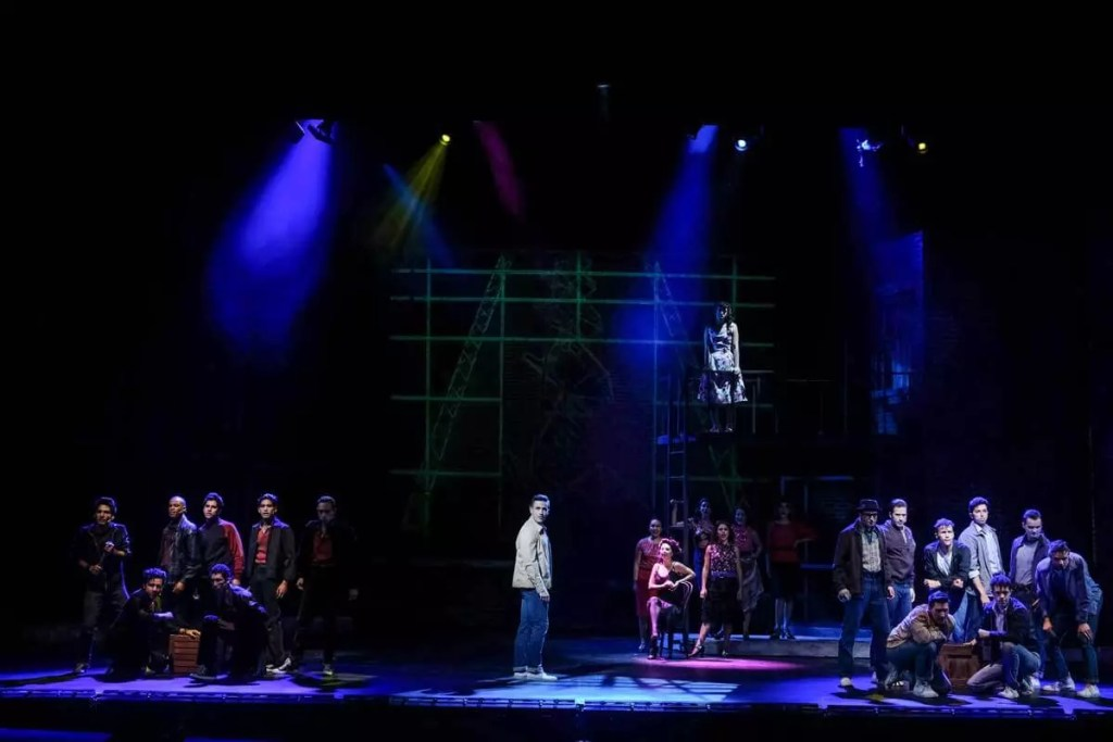 West Side Story Review Moonlight