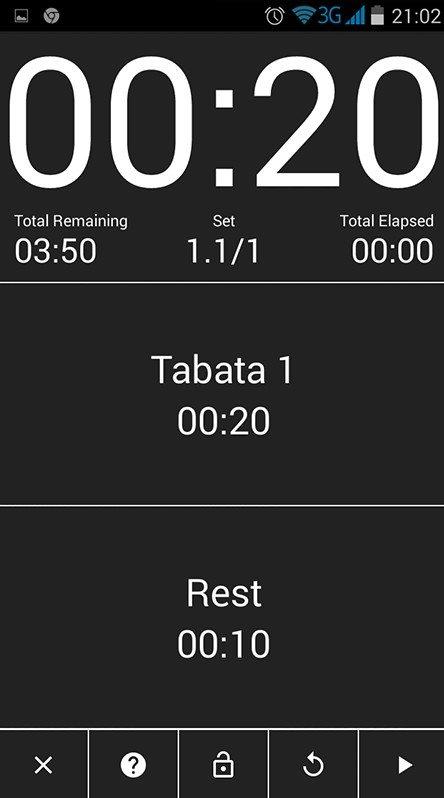 Seconds fit aplikacje na telefon, fitness aplikacje