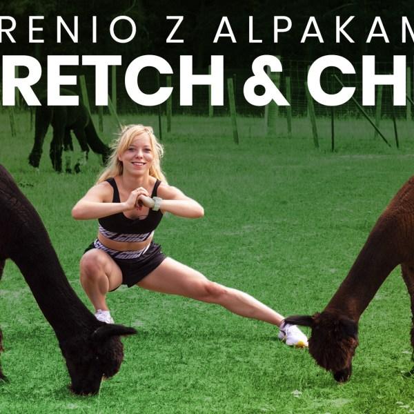 trening rozciągający stretching codziennie fit