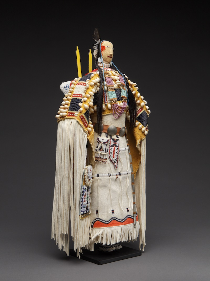 Figurine by Joyce Growng Thunder