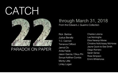2017-18 Catch-22: Paradox and Paper