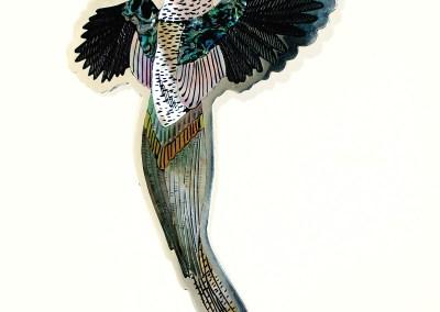 Pheasant Pin