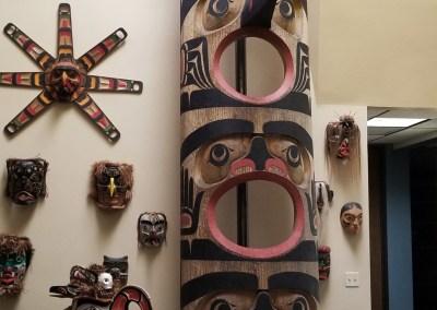 Hems'pek Totem Pole
