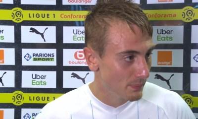 Rennes/OM (0-1) - Valentin Rongier répond aux sifflets rennais via Twitter