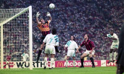 OM/Milan 93 - Eric Di Meco revient sur les duels tendus face à Jean-Pierre Papin