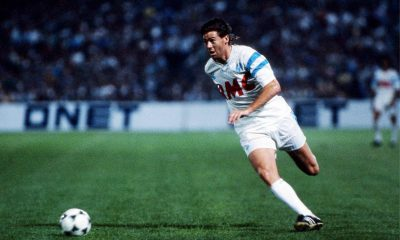 Ex-OM : Chris Waddle évoque son passage à l'OM