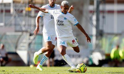 OM - Khaoui reçoit des conseils de Ricardo Carvalho