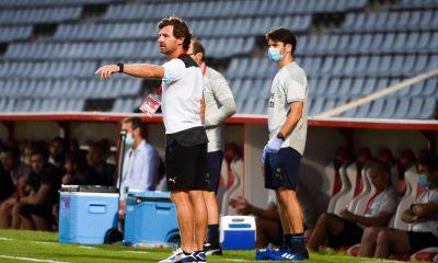 Nîmes/OM (0-1) - Villas-Boas revient sur la rencontre