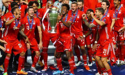 LdC - Le Bayern Munich est champion d'Europe