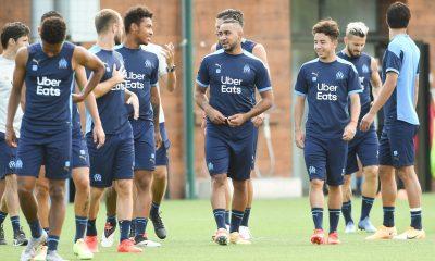 OM - Marseille a repris les entraînements, les séances sont adaptées