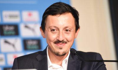 OM - Pablo Longoria sera à Marseille pour au moins 5 ans