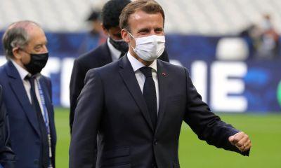 TV - Emmanuel Macron pourrait sauver le foot français
