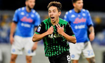 Ex-OM - Maxime Lopez prend énormément de plaisir en Serie A