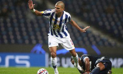 OM/Porto - Le défenseur Pepe pourrait encore être absent