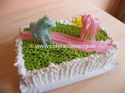 Tort aniversar pentru copii cu ponei oradea (200)
