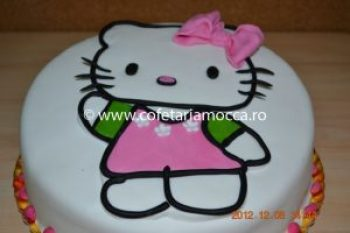 placuta hello kitty din martipan