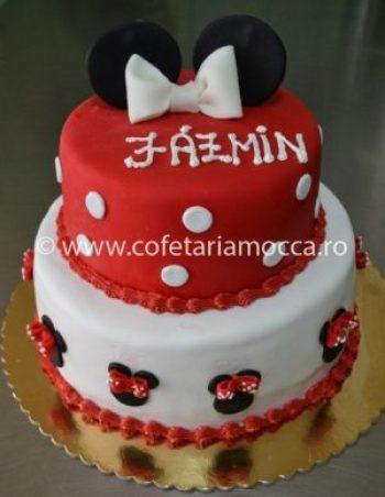 Tort Minnie Mouse oradea