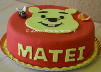 Tort Winnie The Pooh oradea