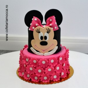 tort etajat Minnie Mouse 01