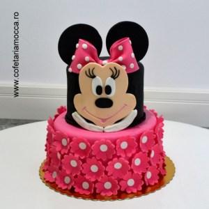 tort etajat Minnie Mouse 01