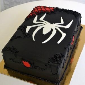 tort martipan paianjen spiderman 05