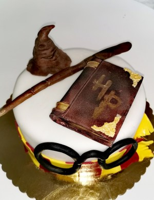 Tort Harry Potter Mystery