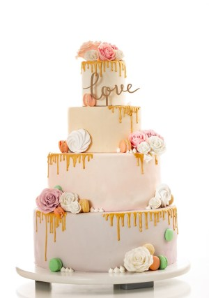 Macheta nunta Sweet Pastel COD 58M