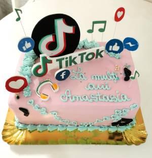 Tort TikTok martipan - COD 464