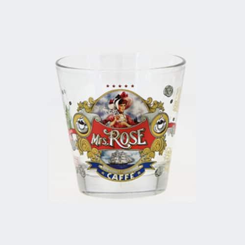 Mrs Rose Ποτήρι Espresso Freddo