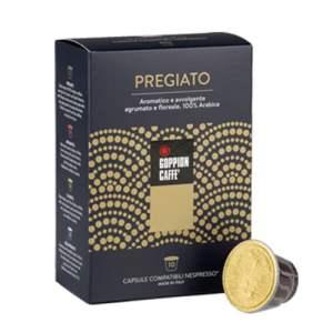 Goppion - 10 Pregiato Nespresso συμβατές κάψουλες