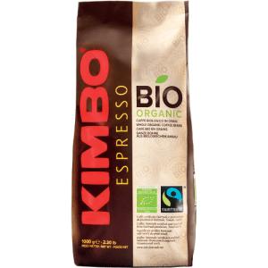 Espresso Kimbo - Bio, 1000g σε κόκκους