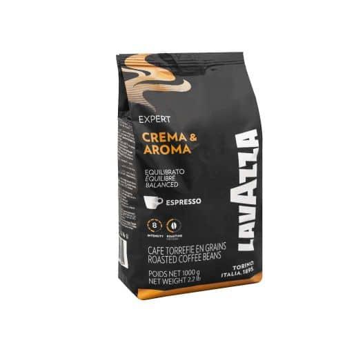 Espresso Lavazza - Expert crema e aroma 1000g σε κόκκους