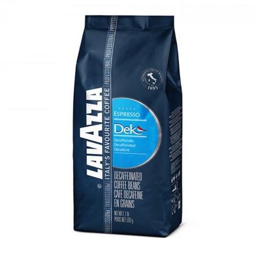 Espresso Lavazza - Dek 500g σε κόκκους