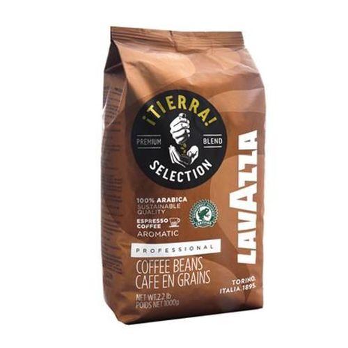 Espresso Lavazza - Tierra Caffe Espresso, 1000g σε κόκκους