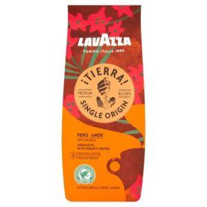Espresso Lavazza - Tierra Peru 100% Arabica 180g αλεσμένος